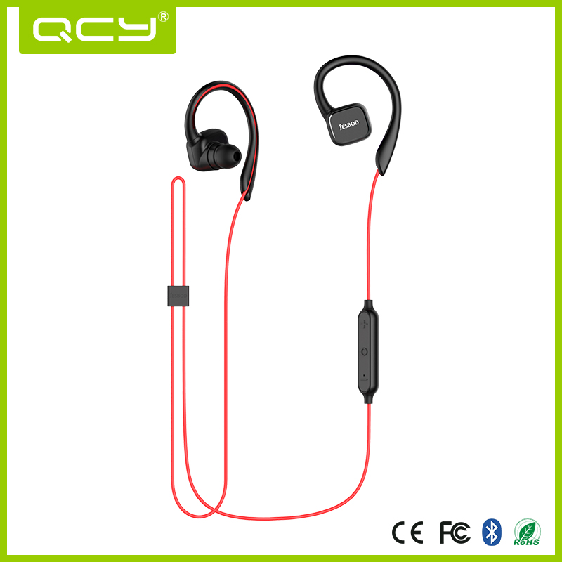 QCY Qy13 Stereo Earphone for Samsung and iPhone with Magnetic Closure