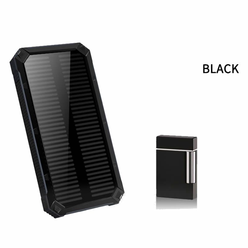 New solar power bank for smartphone charger PW-PBL03