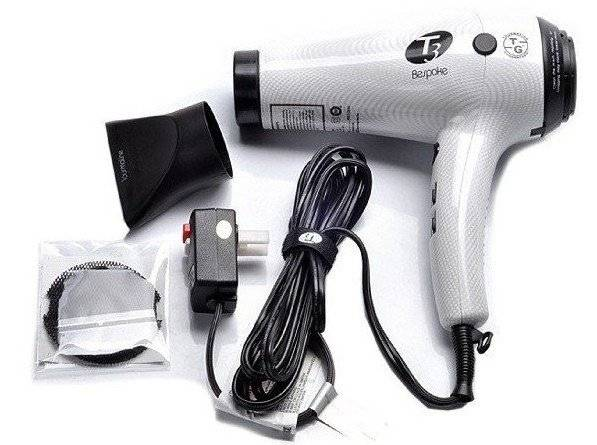 T3  hair dryer