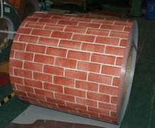 PPGI prepainted galvanized steel coil for wall