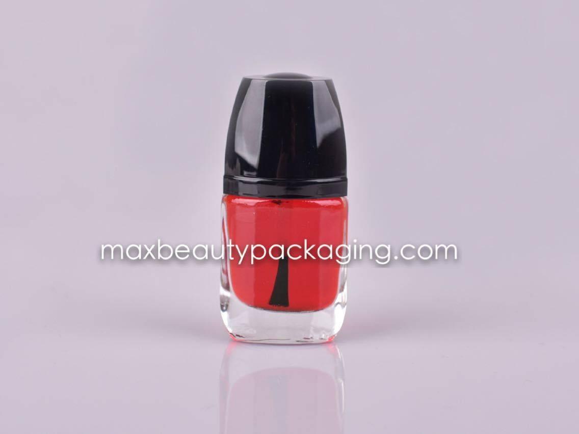 NP-027 Nail Polish packaging nail polish cap nail polish bottle flat brush
