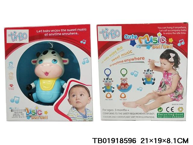 Hot sale Baby Play Rattle Bell