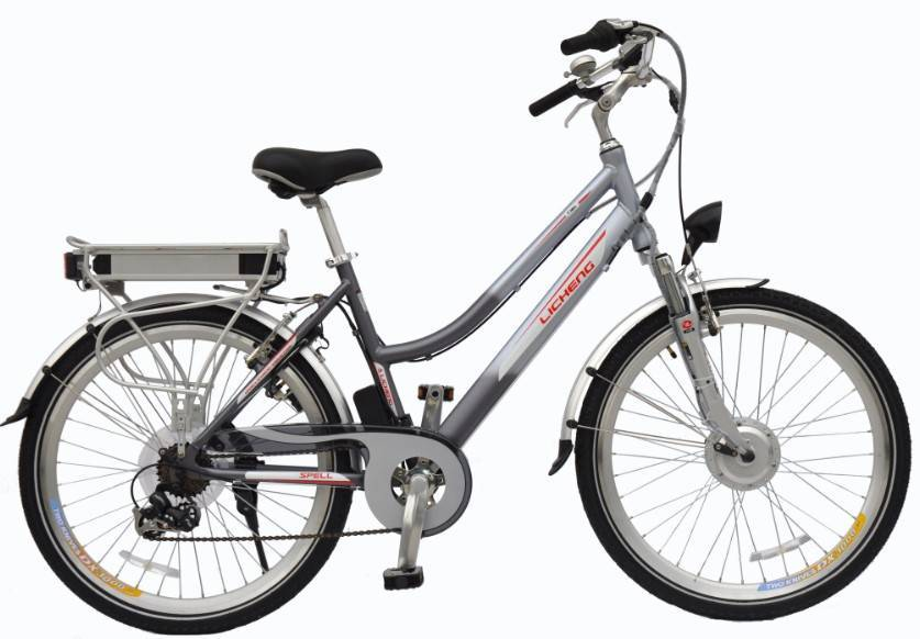 City Electric Bike 2601A-2