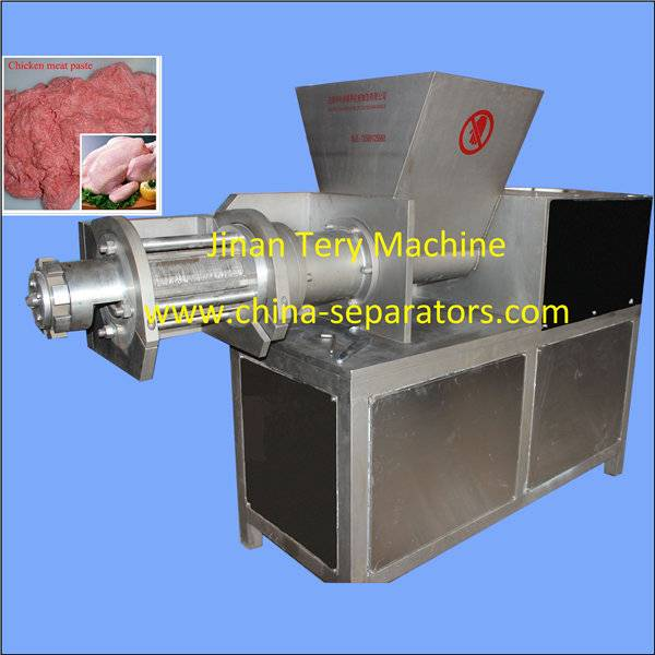 Lowest price automatic chicken bone separation machine