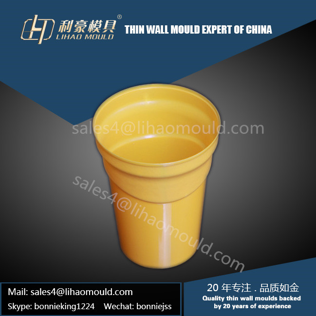 disposable thin wall cup mould exporter