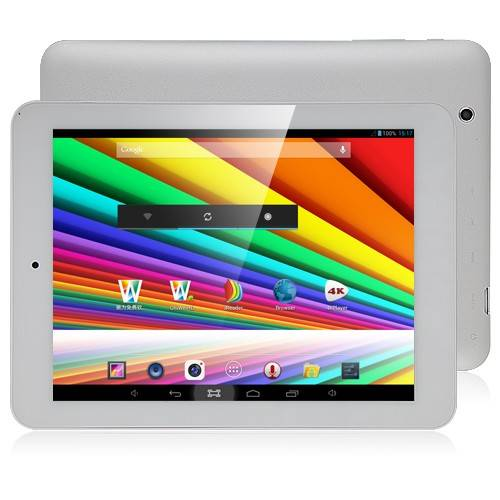 CHUWI V8S 8.0 Inch HD Screen 1.5GHz A31S Quad Core Tablet PC Android 4.1 16GB 4K Video HDMI Aluminum