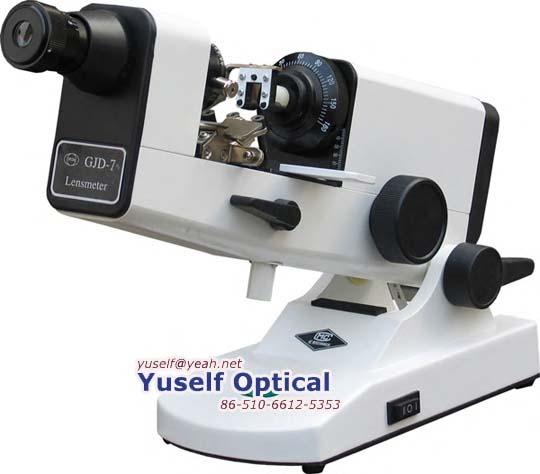 Manual Lensmeter CJD-7