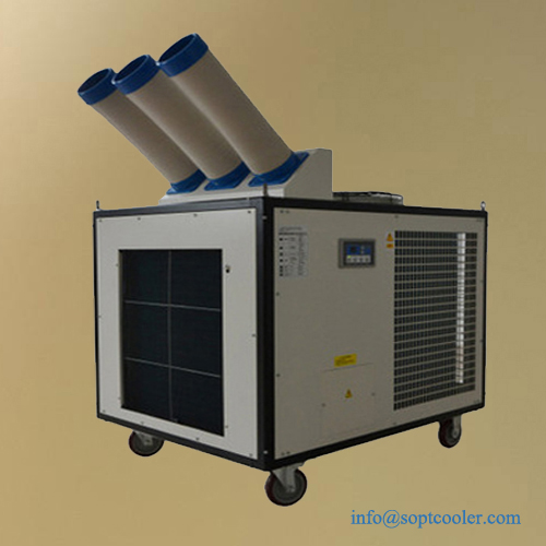 2.5 Ton portable Industrial air cooler for Factory and assembly lines