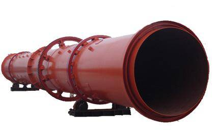High-efficient Rotary Dryer