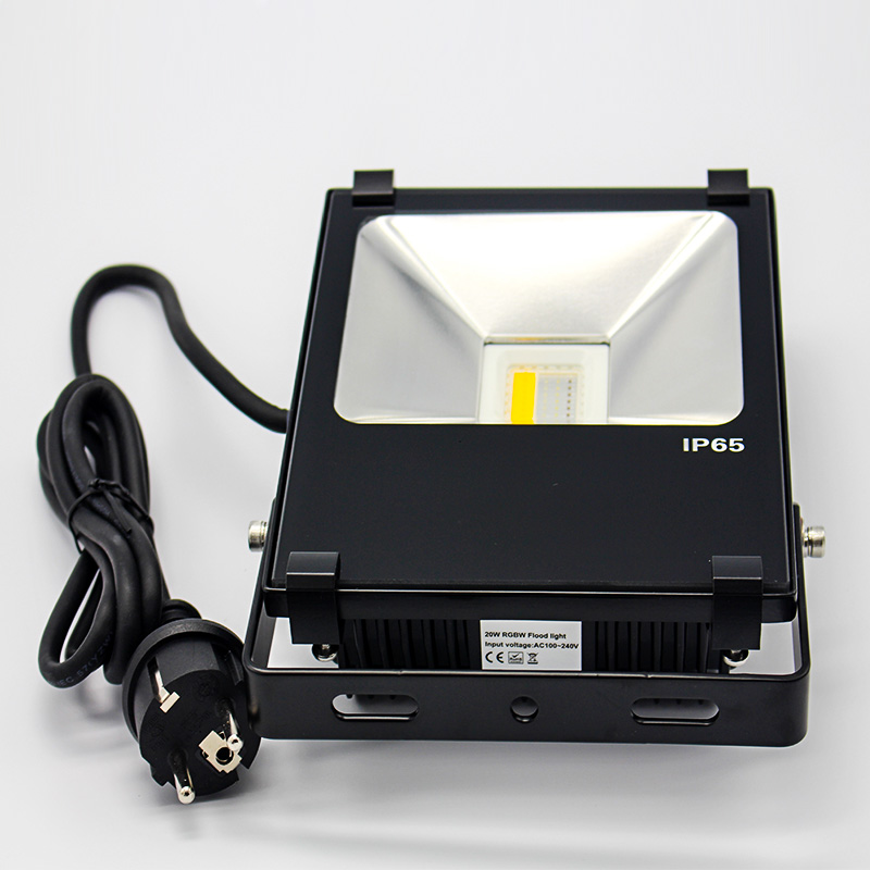 Milight RGBW Warm White 20W Led Flood Light Remote Control