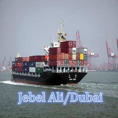 sea freight shipping to Jebel Ali/Dubai from Guangzhou/Shenzhen,China