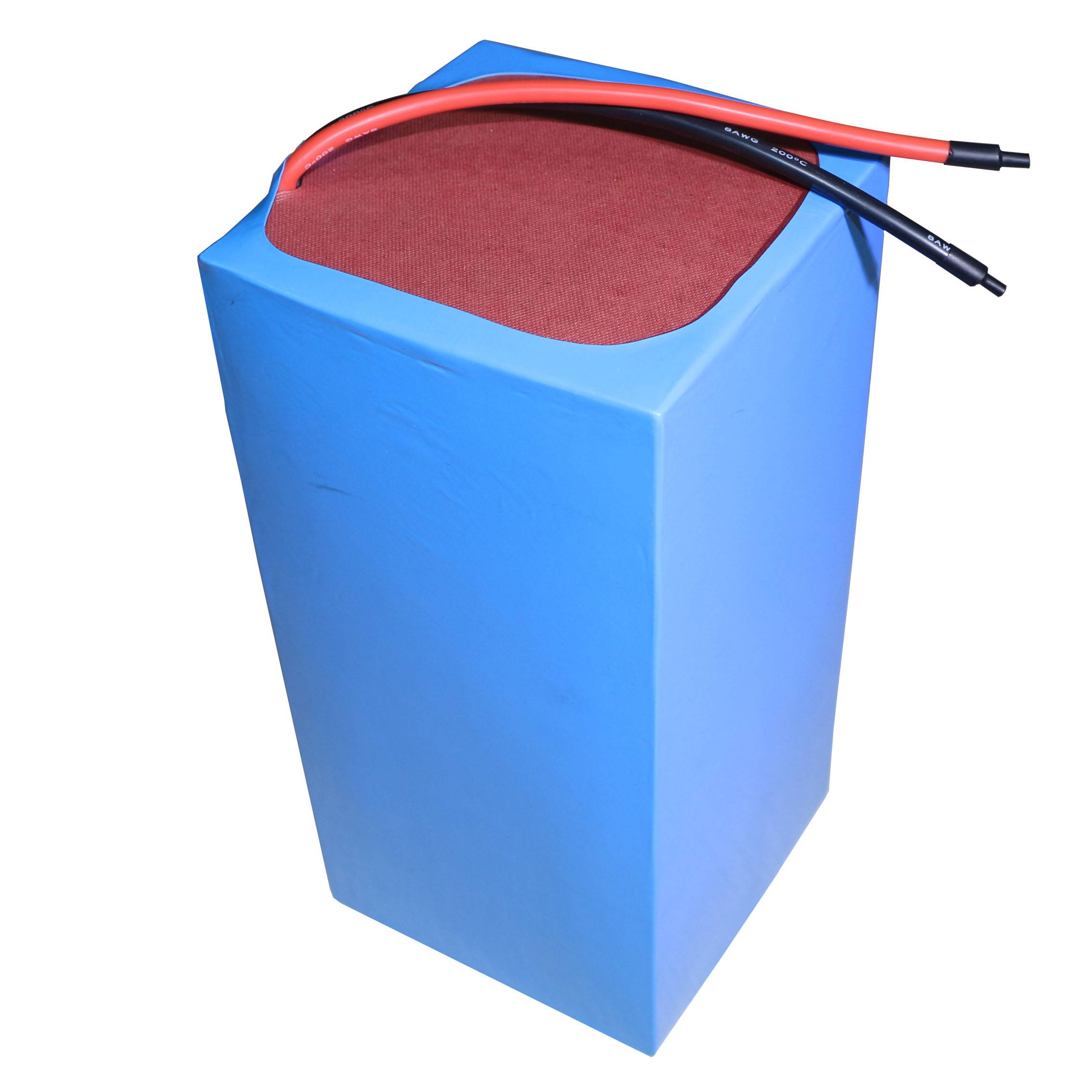 12V80Ah energy storage Li-ion battery pack