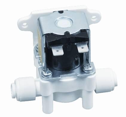 """1/4"""" Quick connect solenoid valve for RO machine"""