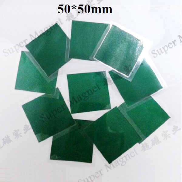 50x50mm magnetic field viewer /film