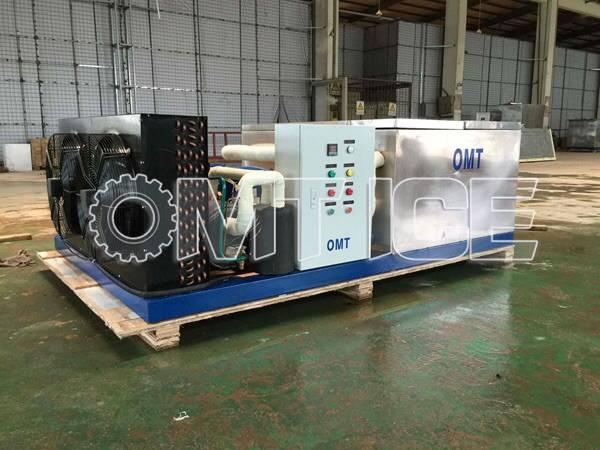 OMT 1ton Ice Block Machine