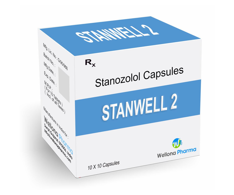 Stanozolol Capsules