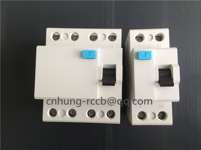 Good quality new type magnetic residual current circuit breaker