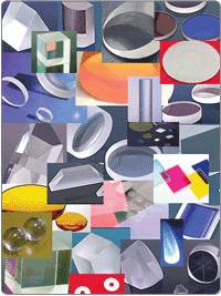 Highest quality crystals and precision optical components