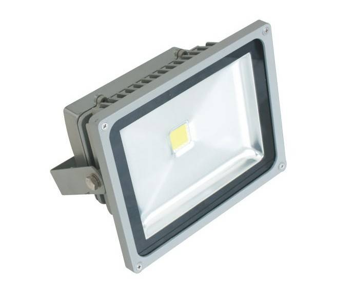 LE Remote Control 10W RGB LED Flood Lights, Color Changing LED Security Light, 16 Colors & 4 Modes,