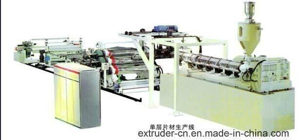 PET/PETG/PMMA/PC Sheet/Board Extrusion Line