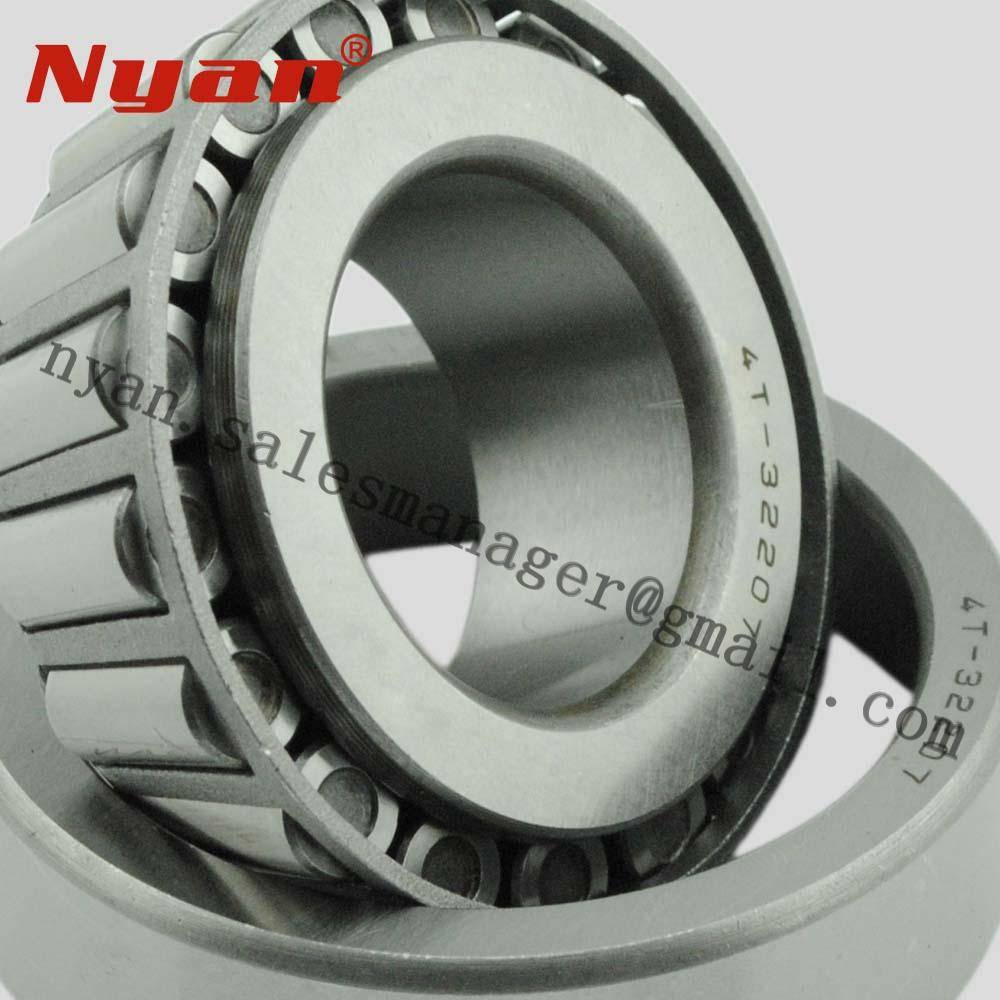 Excavator Bearings supplier manufacturer NYAN Bearing 4T-32207