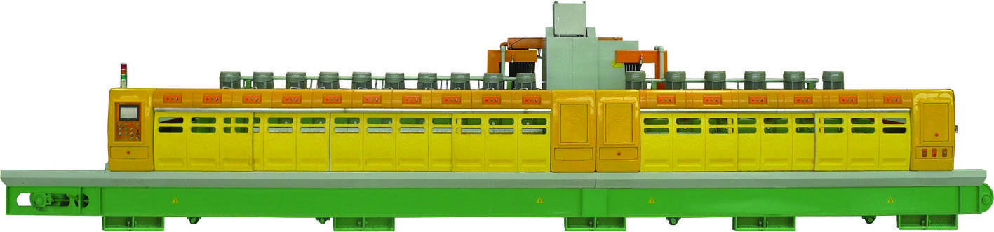 CNC Automatic Marble Polishing Machine CB/CBM-2M-10+6/A