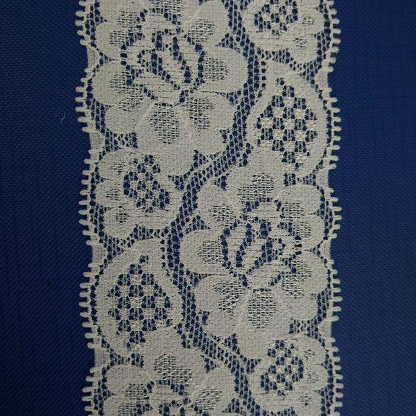 Nylon/Spandex Mix Lace.Good Yarn and good stretch