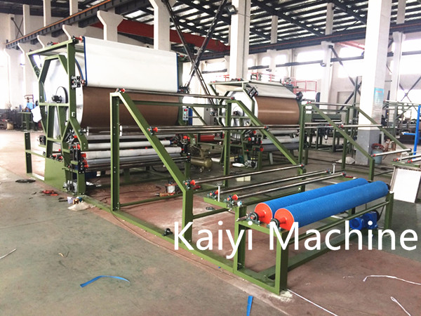 Fabric Lamination Machinery
