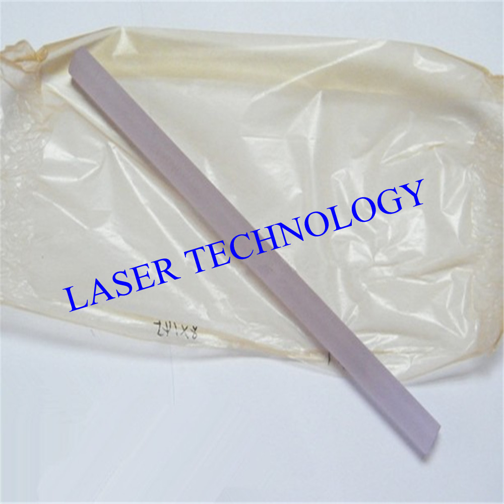 Laser parts 8185 crystal rod for laser machine