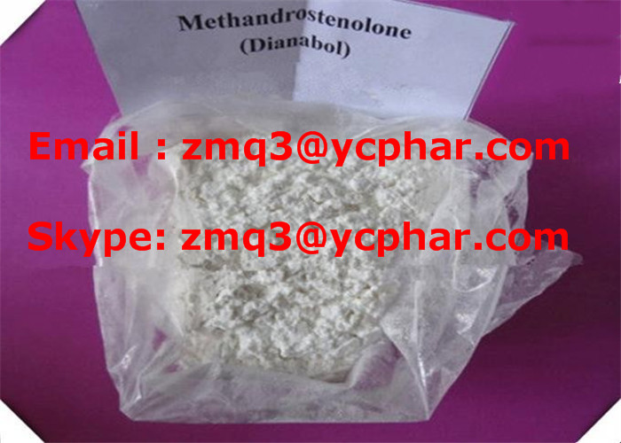 Methandrostenolone Weight Loss Steroid Dianabol D-Bol 72-63-9 White Powder