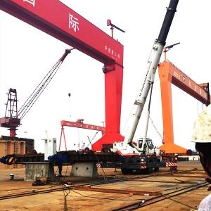 NEW AND KA Gantry crane - China crane supplier