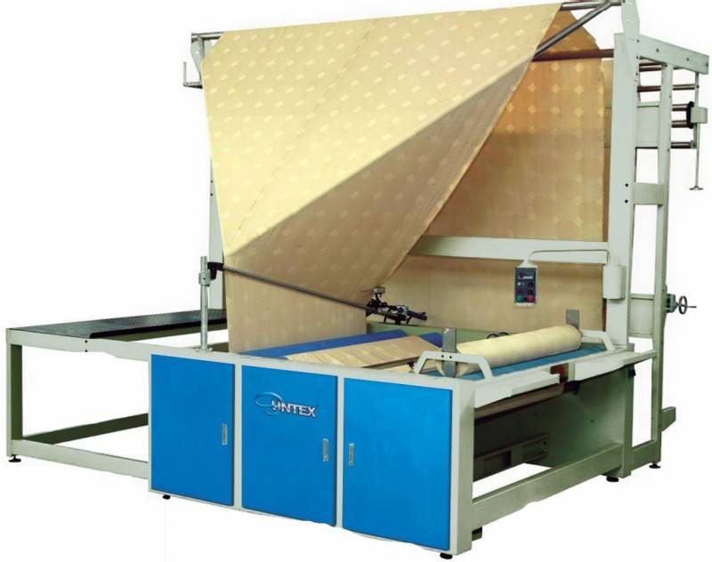 Double Folding and Rolling Machine