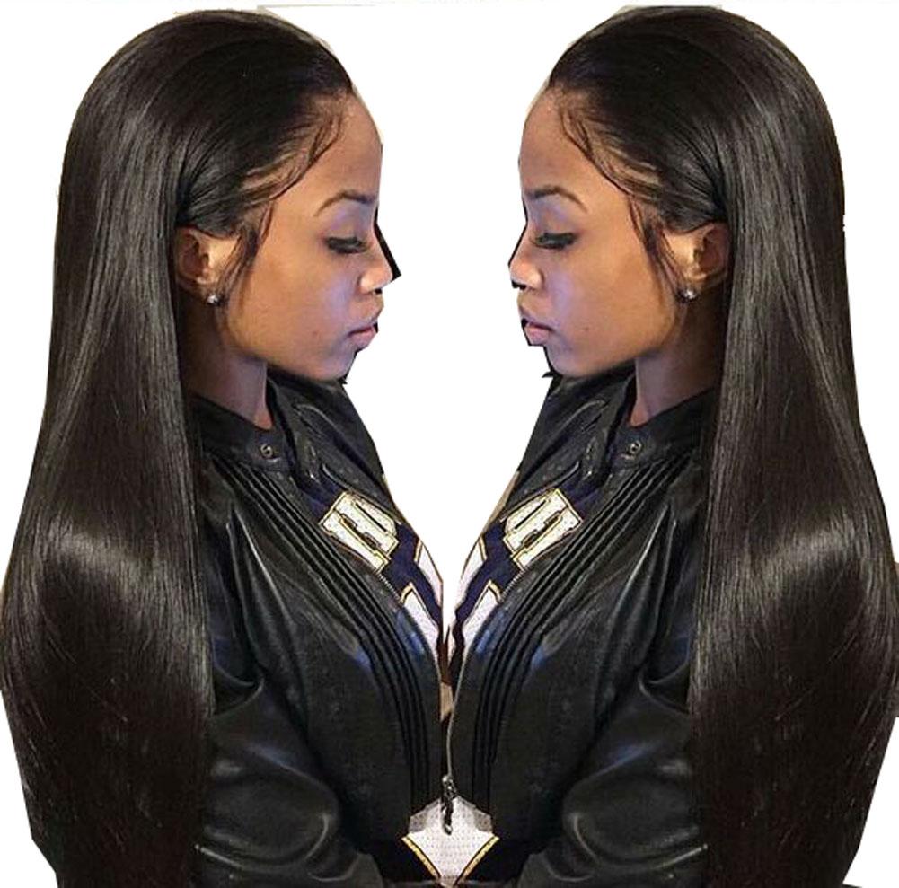 Unprocessed 100% human virgin hair raw natural hair straight brazilian/peruvian/indian/malaysian