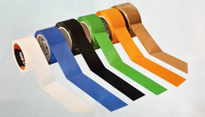 BOPP COLOR SEALING TAPE