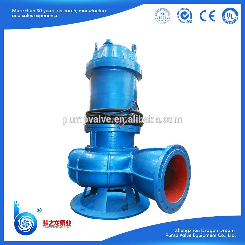 WQ series engineering sewage waste water pump