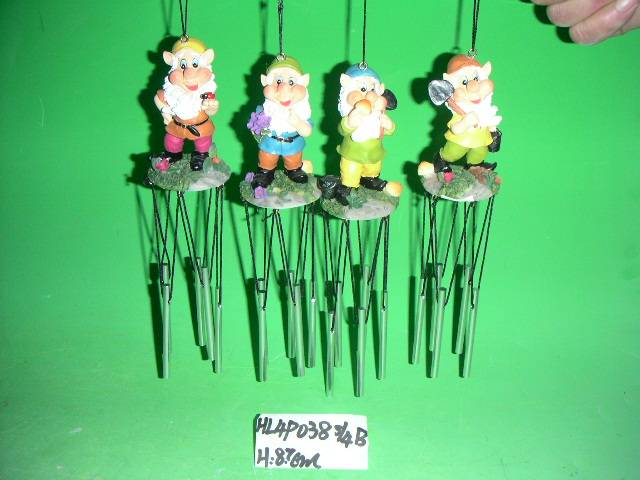Polyresin Wind chime
