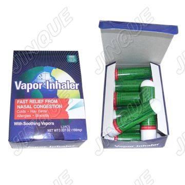 Vapor inhaler(menthol inhaler, essential oil inhaler)