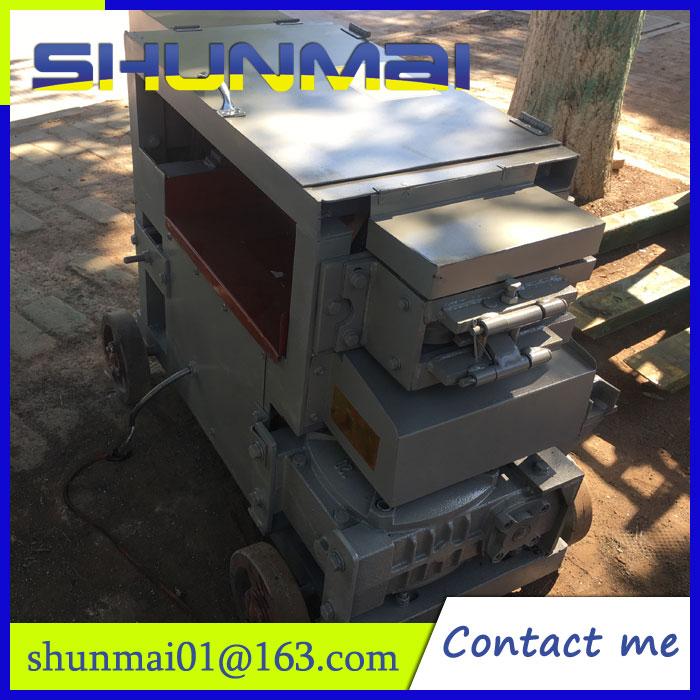 Scrap steel straightening machine/Metal straightening machine