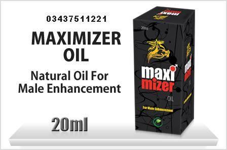 Maxi Mizer Oil / Maxi Mizer Oil in Pakistan 03437511221