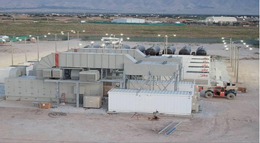 Solar Titan 130 Gas Turbine Generator Power Energy Grid
