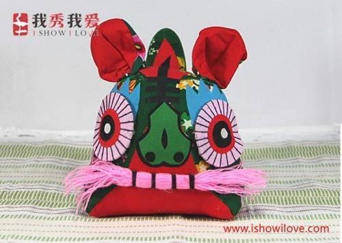 Cloth Multi-eye Tiger-10026