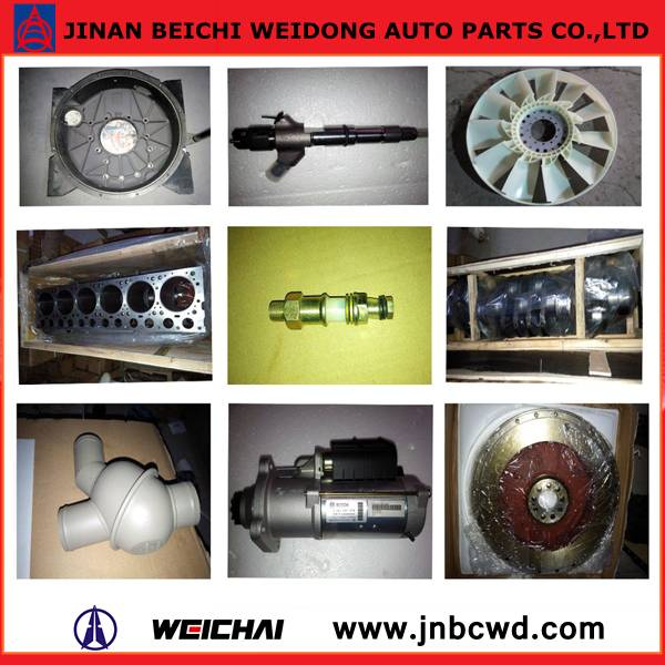 Weichai Power Engine Parts