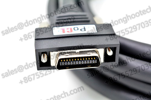 PoCL Cable Camera Link SDR / MDR Full 3m Hi-flex type for Basler ace CMOSIS CL, racer CL interface