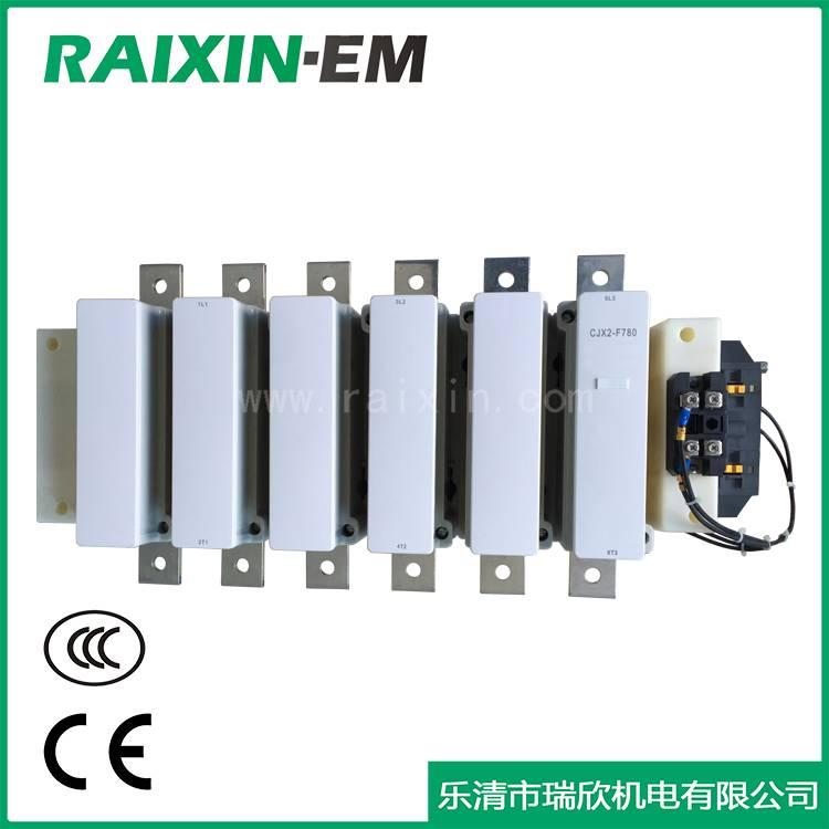 CJX2-F780 AC Contactor