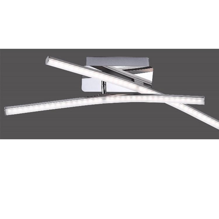 CE EU standard Pendant lighting chandeliner celling LED 12W aluminum bar L510mm