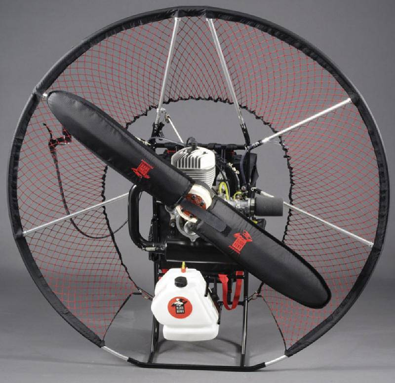 Black Hawk MZ313 Paramotor
