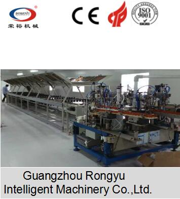 Automatic aging machine