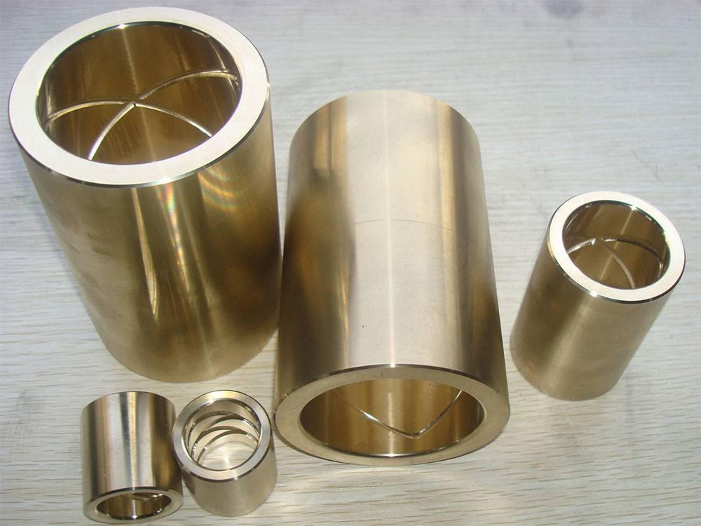 CHB-600 Oil Groove Bronze Bushing self-lubricating