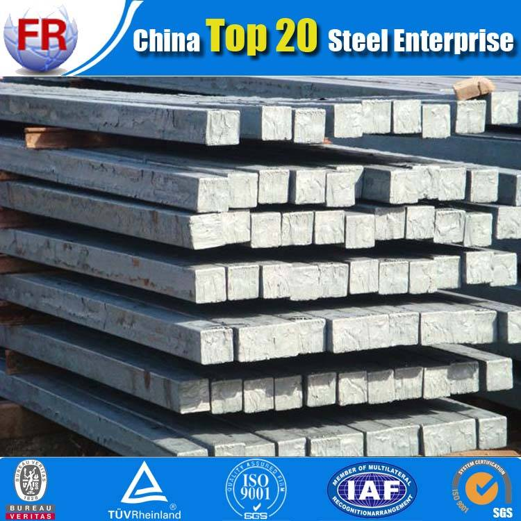 Building material hot rolled carbon steel ingot