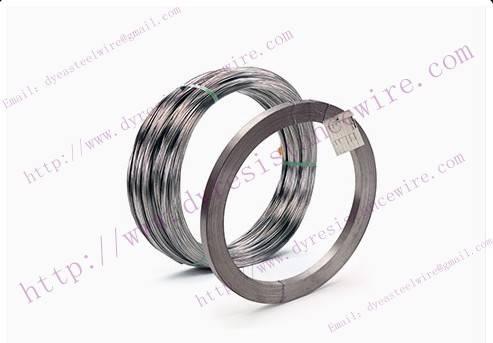Resistance Wire FeCrAl Resistance alloys